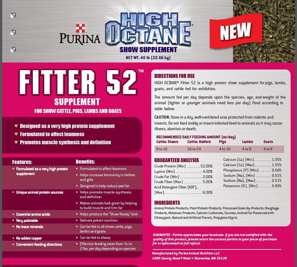New High Octane Fitter 52 – East Gate Feed & Grain